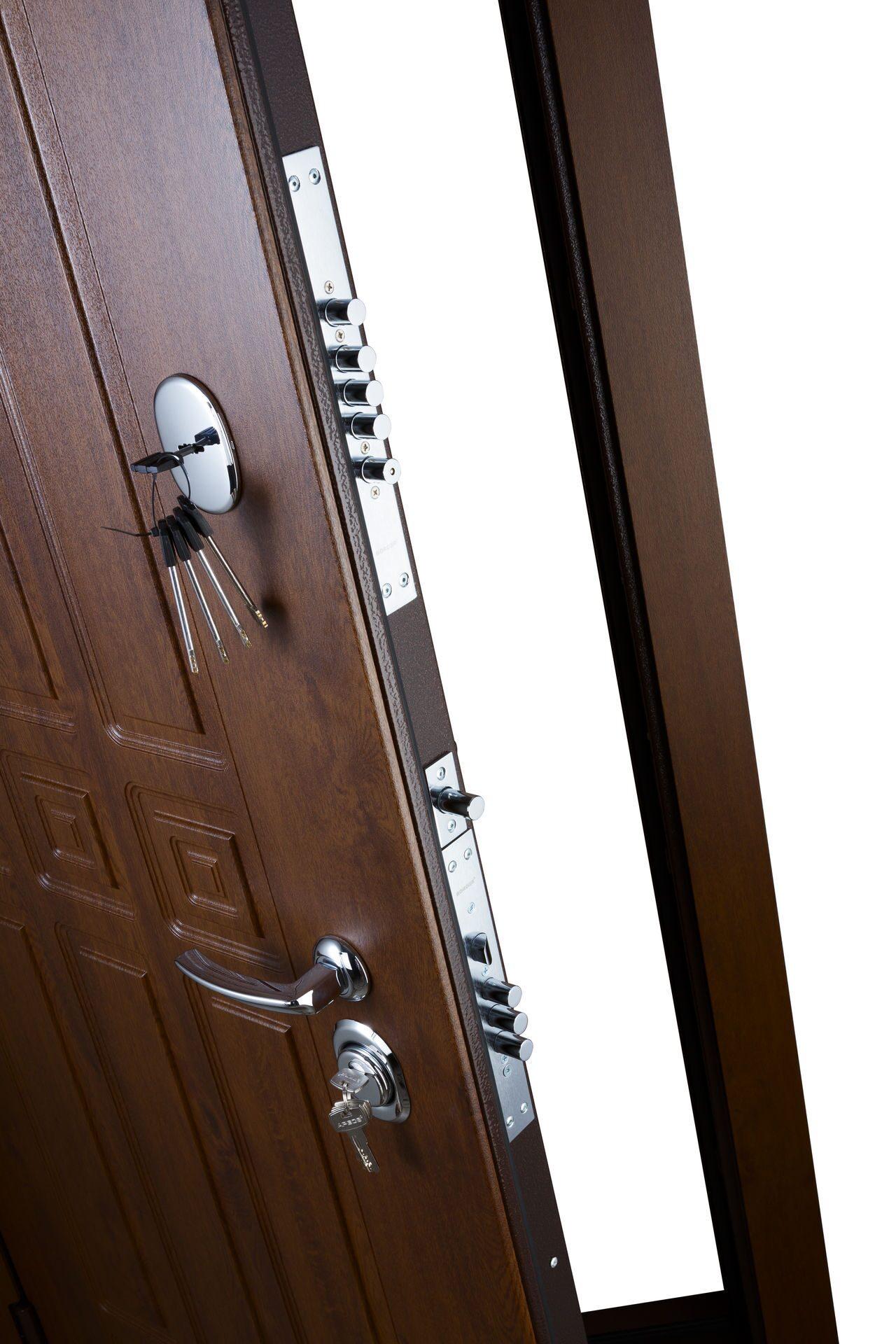 дизайнерские дорогие стальные двери москва