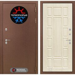 Labirint doors ТЕРМО МАГНИТ 12 (БЕЛЕНЫЙ ДУБ)