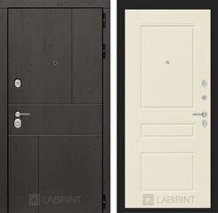 Labirint doors URBAN 03 - Крем софт