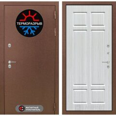 Labirint doors ТЕРМО МАГНИТ 08 (КРИСТАЛЛ ВУД)