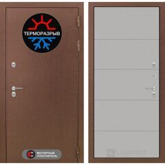 Labirint doors ТЕРМО МАГНИТ 13 (ГРЕЙ СОФТ)