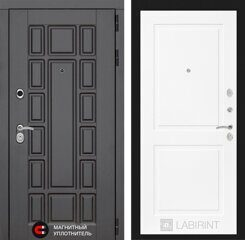 Labirint doors NEW YORK 11 - Белый софт