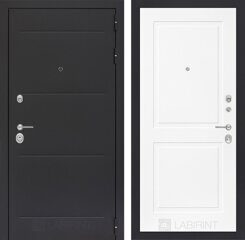 Labirint doors LOFT 11 - Белый софт