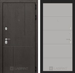 Labirint doors URBAN 13 - Грей софт