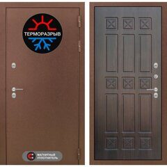 Labirint doors ТЕРМО МАГНИТ 16 (АЛМОН 28)