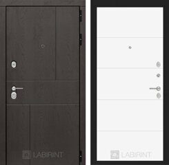 Labirint doors URBAN 13 - Белый софт