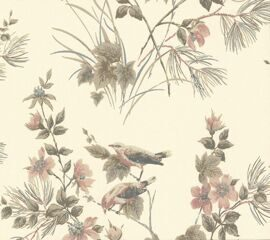 Обои 1838 Wallcoverings  Rosemore 1601-100-03