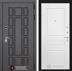 Labirint doors NEW YORK 03 - Белый софт