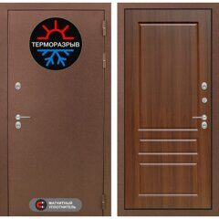 Labirint doors ТЕРМО МАГНИТ 03 (ОРЕХ БРЕНДИ)