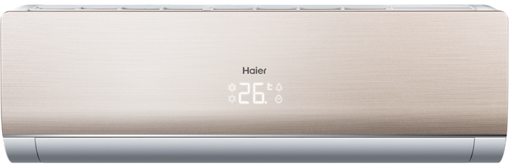 HAIER LIGHTERA HSU-24HNF103/R2/HSU-24HUN103/R2 GOLD