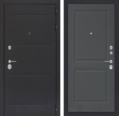 Labirint doors LOFT 11 - Графит софт