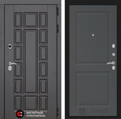 Labirint doors NEW YORK 11 - Графит софт