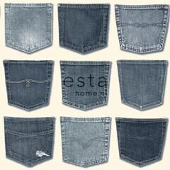 Обои Esta Home Denim&Co  137739