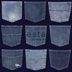Обои Esta Home Denim&Co  137741