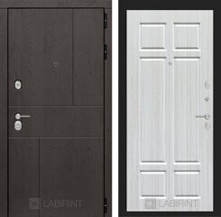 Labirint doors URBAN 08 - Кристалл вуд