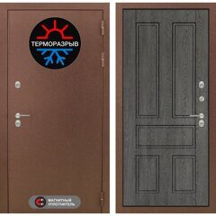 Labirint doors ТЕРМО МАГНИТ 10 (ДУБ ФИЛАДЕЛЬФИЯ)