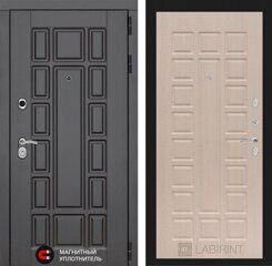 Labirint doors NEW YORK - Беленый дуб