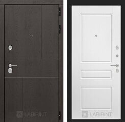 Labirint doors URBAN 03 - Белый софт