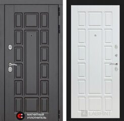 Labirint doors NEW YORK 12 - Белое дерево