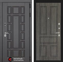 Labirint doors NEW YORK 10 - Дуб филадельфия графит