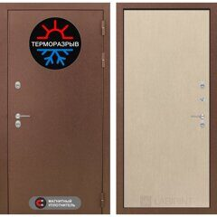Labirint doors ТЕРМО МАГНИТ 05 (БЕЛЕНЫЙ ДУБ)