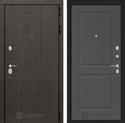 Labirint doors URBAN 11 - Графит софт