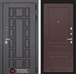 Labirint doors NEW YORK 03 - Орех премиум