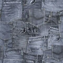 Обои Esta Home Denim&Co  137737