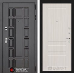 Labirint doors NEW YORK 03 - Сандал белый