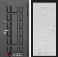 Labirint doors NEW YORK 06 - Белое дерево