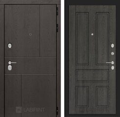 Labirint doors URBAN 10 - Дуб филадельфия